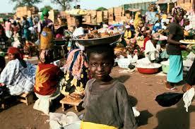 A street child